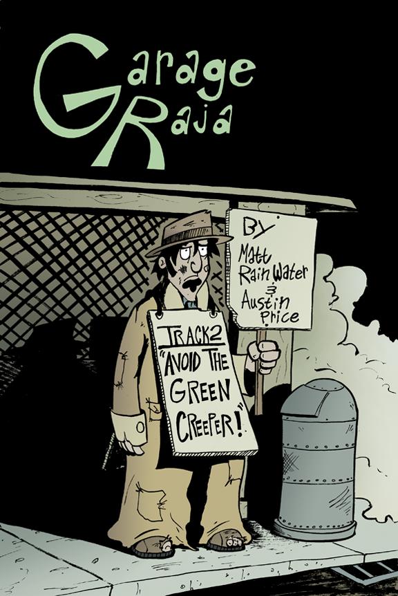 Track 2-Avoid The Green Creeper