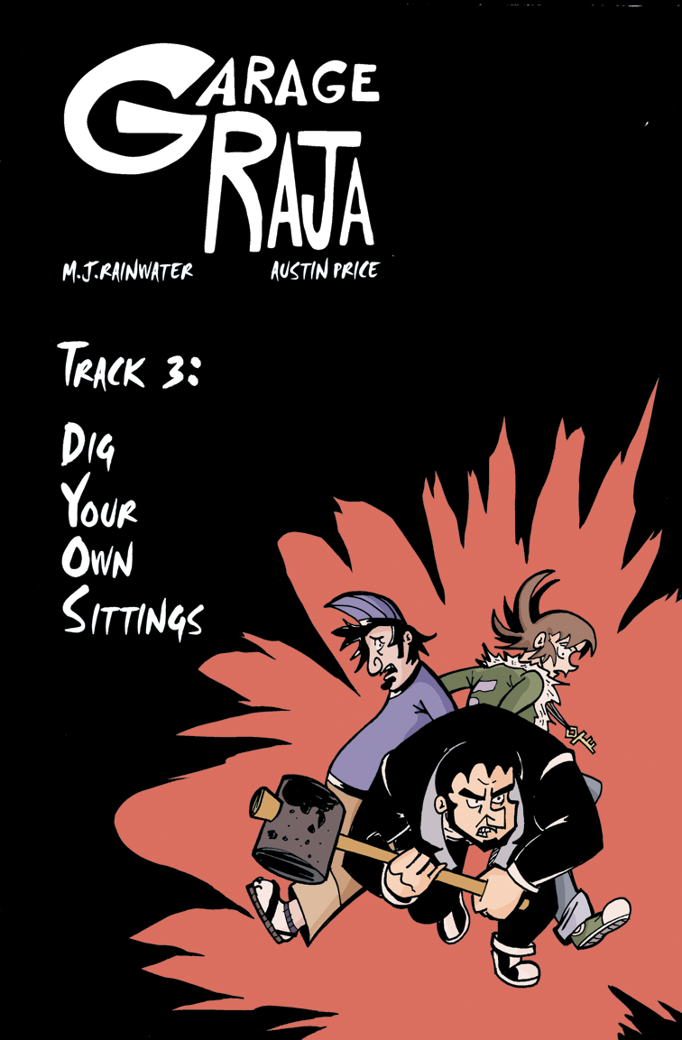 Dig Your Own Sittings Cover