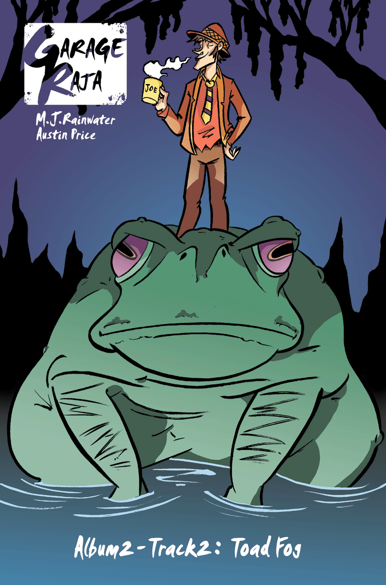 Toad Fog Cover