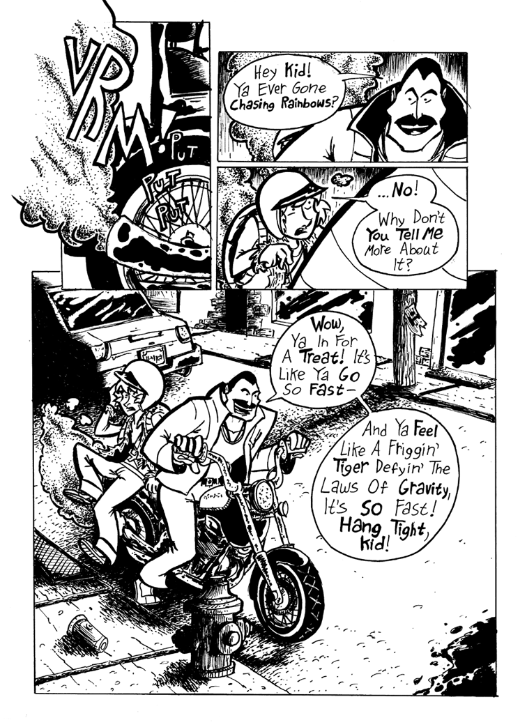 Mr. Fahrenheit Page 4