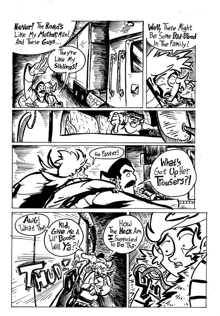 Mr. Fahrenheit Page 8