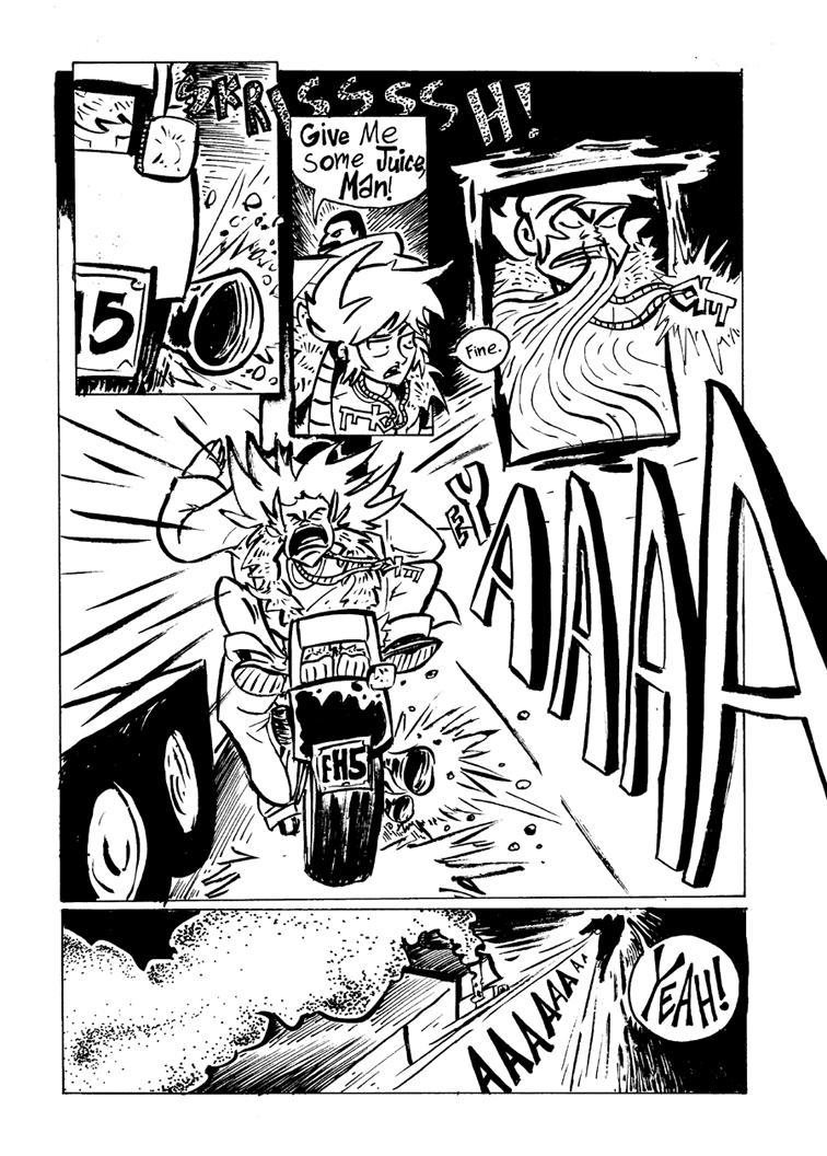 Mr. Fahrenheit Page 9