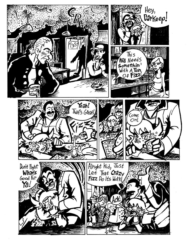 Mr. Fahrenheit Page 11