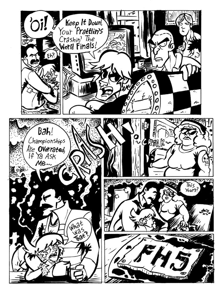 Mr. Fahrenheit Page 12