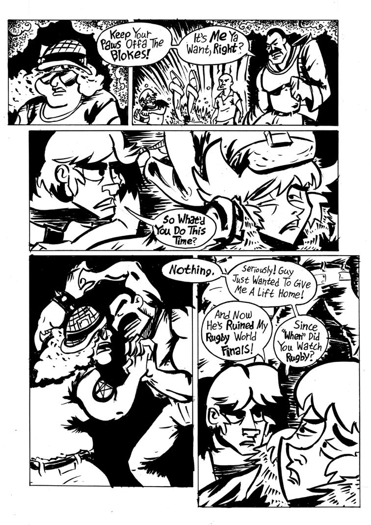 Mr. Fahrenheit Page 15